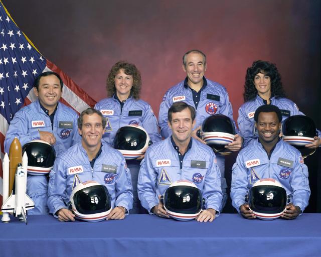 space shuttle challenger teacher - photo #17